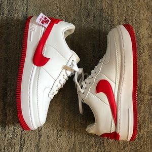 Nike Jester Red and White